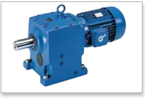 Nord Helical Gearbox