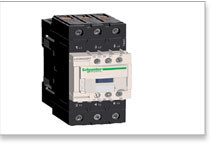 Power Contactors - D Model (3 Pole AC & DC Control)