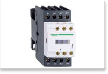 Power Contactors - D Model (4 Pole AC & DC Control)